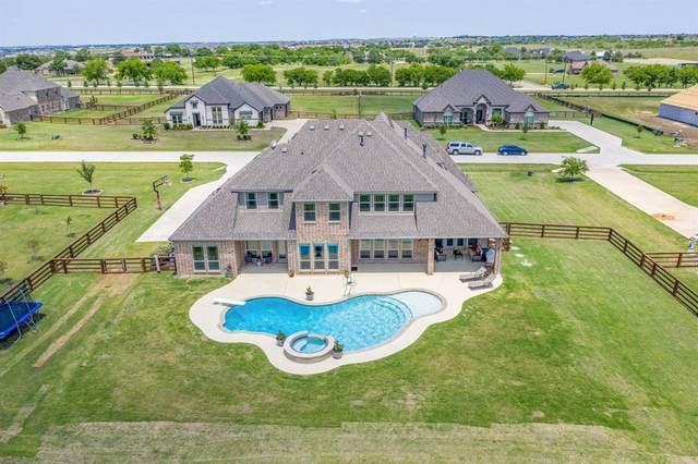 2827 Prairie View Drive, Northlake, TX 76226 (MLS #14341087) :: The Rhodes Team