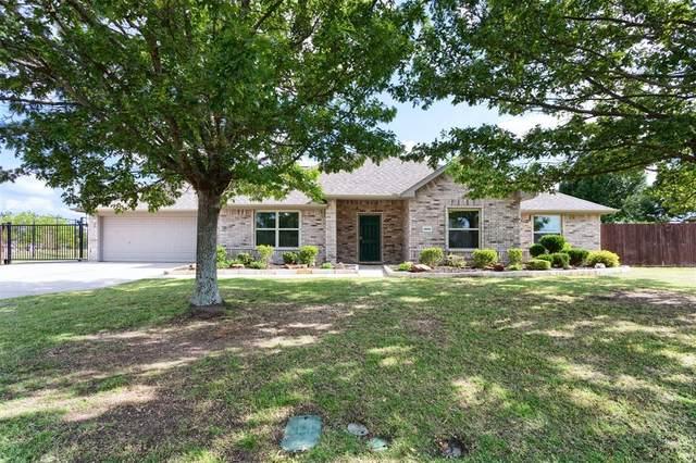 2500 Plymouth Colony Circle, Prosper, TX 75078 (MLS #14341088) :: The Chad Smith Team