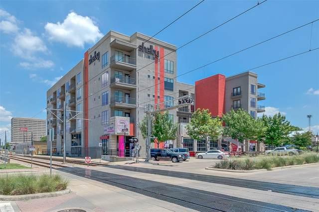 5609 Smu Boulevard #306, Dallas, TX 75206 (MLS #14341097) :: The Kimberly Davis Group