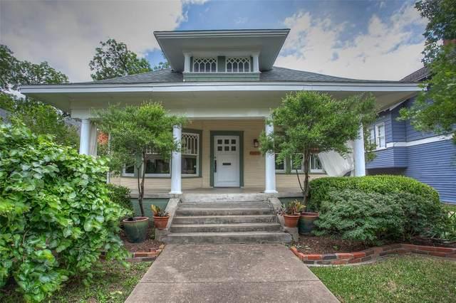 1405 S Adams Street, Fort Worth, TX 76104 (MLS #14341101) :: North Texas Team | RE/MAX Lifestyle Property
