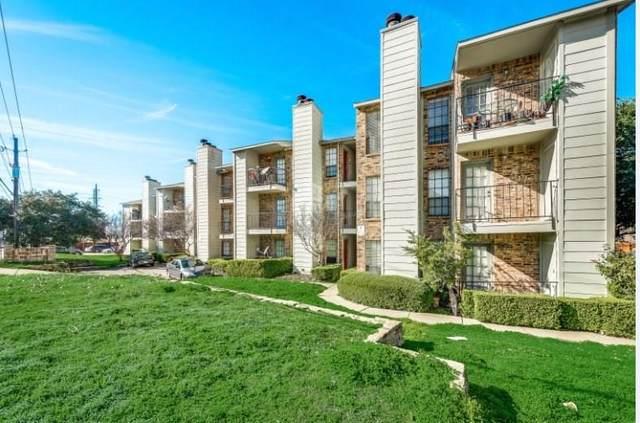 7621 Mccallum Boulevard #310, Dallas, TX 75252 (MLS #14341135) :: Century 21 Judge Fite Company