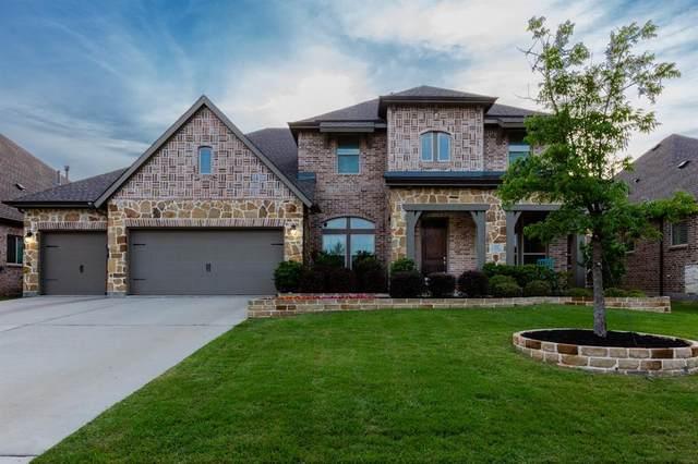 605 Teton Drive, Mckinney, TX 75071 (MLS #14341156) :: All Cities USA Realty