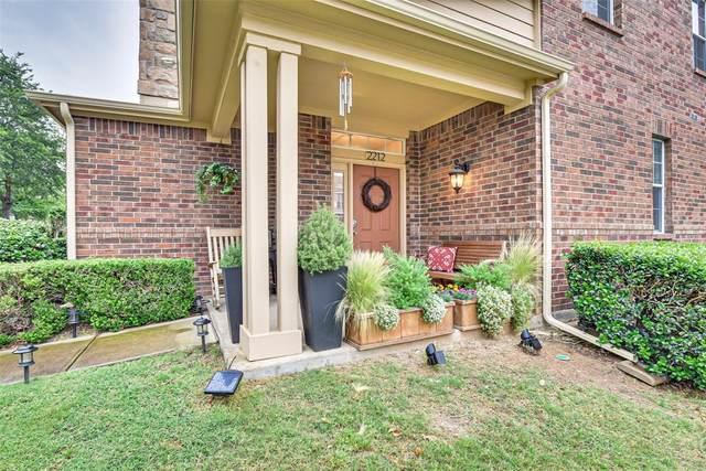 2212 Canterbury Park Drive, Grand Prairie, TX 75050 (MLS #14341194) :: Hargrove Realty Group
