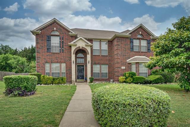 1801 Bramble Creek Drive, Desoto, TX 75115 (MLS #14341232) :: The Mauelshagen Group