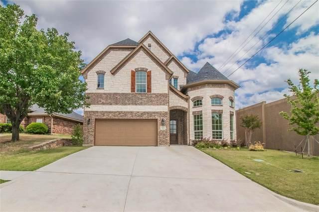 3836 Innisbrook Drive N, Irving, TX 75038 (MLS #14341290) :: Team Tiller