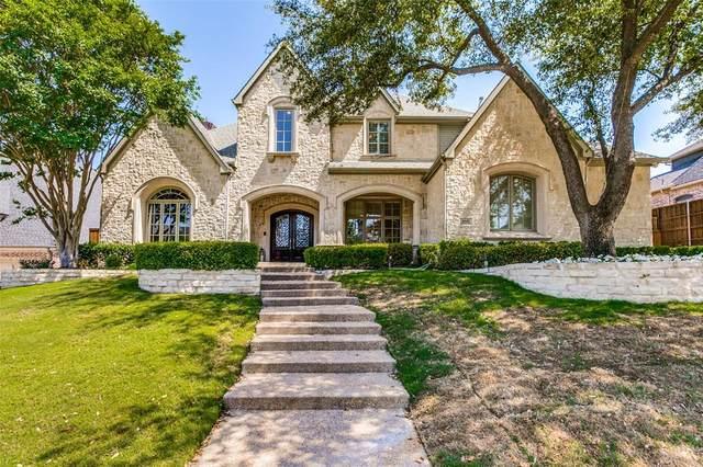 6641 Briar Ridge Lane, Plano, TX 75024 (MLS #14341320) :: The Mitchell Group