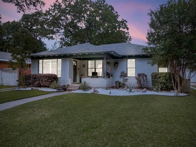 6923 Inverness Lane, Dallas, TX 75214 (MLS #14341347) :: Robbins Real Estate Group