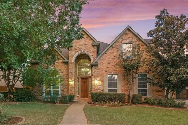 5201 Remington Park Drive, Flower Mound, TX 75028 (MLS #14341379) :: The Good Home Team