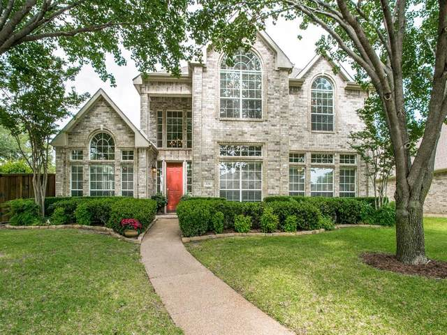 334 Matheson Court, Coppell, TX 75019 (MLS #14341387) :: Hargrove Realty Group