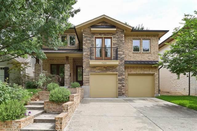 7223 Casa Loma Avenue, Dallas, TX 75214 (MLS #14341410) :: Century 21 Judge Fite Company