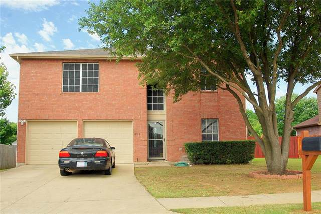 1036 Lakeview Court, Little Elm, TX 75068 (MLS #14341422) :: The Kimberly Davis Group