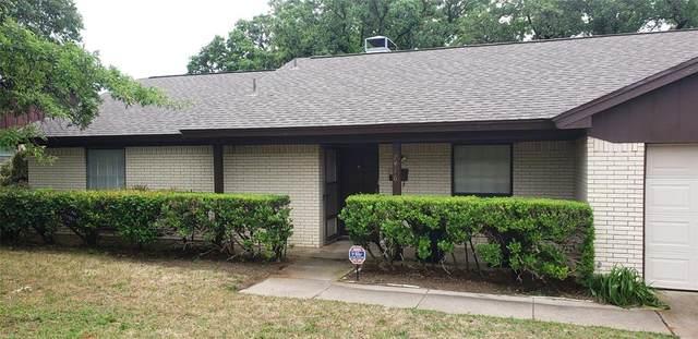7416 Brentwood Stair Road, Fort Worth, TX 76112 (MLS #14341448) :: Team Tiller