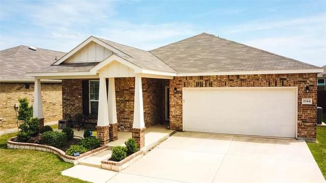 2344 Parda Alpina Lane, Fort Worth, TX 76131 (MLS #14341457) :: Real Estate By Design