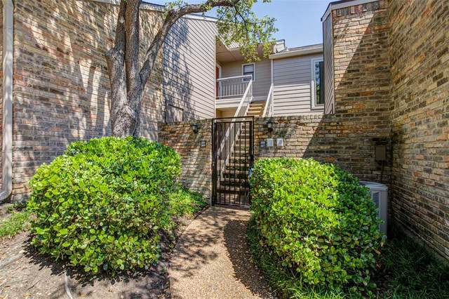 5616 Preston Oaks Road #107, Dallas, TX 75254 (MLS #14341477) :: Hargrove Realty Group