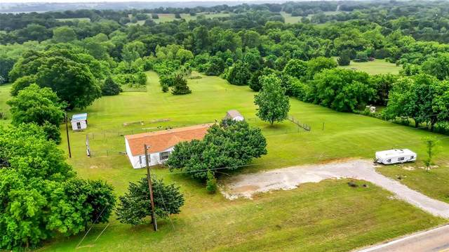 2110 Fm 2729, Whitewright, TX 75491 (MLS #14341500) :: The Good Home Team