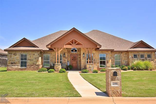250 Weatherby Street, Tuscola, TX 79562 (MLS #14341533) :: The Good Home Team