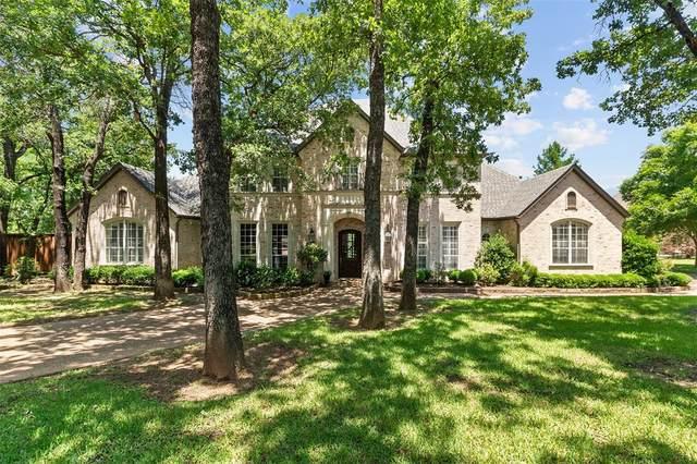 550 N Peytonville Avenue, Southlake, TX 76092 (MLS #14341548) :: The Rhodes Team