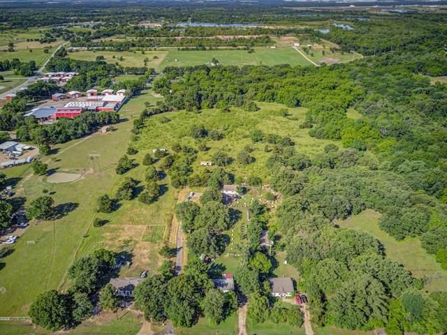 2617 Kleberg Road, Seagoville, TX 75159 (MLS #14341554) :: The Kimberly Davis Group