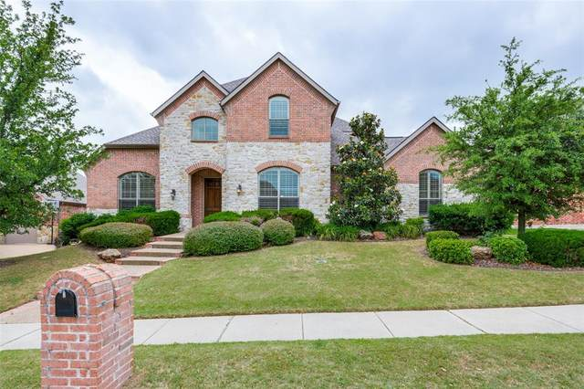 840 Dentwood Trail, Prosper, TX 75078 (MLS #14341557) :: All Cities USA Realty