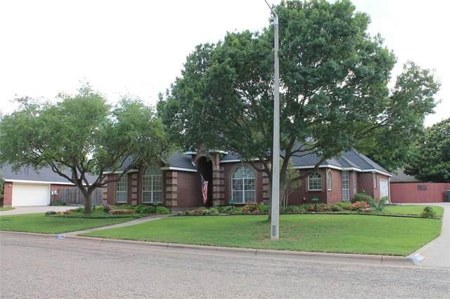 1342 Newcastle Drive, Abilene, TX 79601 (MLS #14341580) :: The Mauelshagen Group