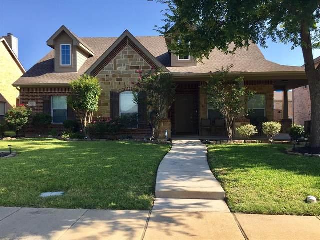 309 Quail Run Road, Red Oak, TX 75154 (MLS #14341584) :: The Paula Jones Team | RE/MAX of Abilene