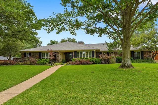 2509 Canyon Creek Drive, Richardson, TX 75080 (MLS #14341599) :: Hargrove Realty Group
