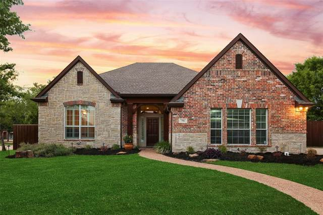 751 High Willow Drive, Prosper, TX 75078 (MLS #14341677) :: All Cities USA Realty