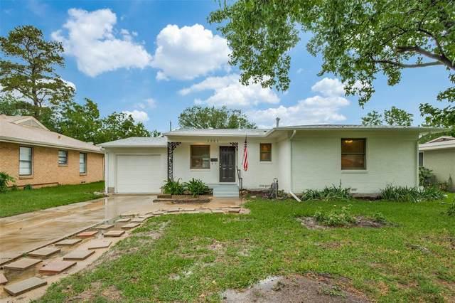 1221 Arrowhead Drive, Irving, TX 75060 (MLS #14341696) :: Ann Carr Real Estate