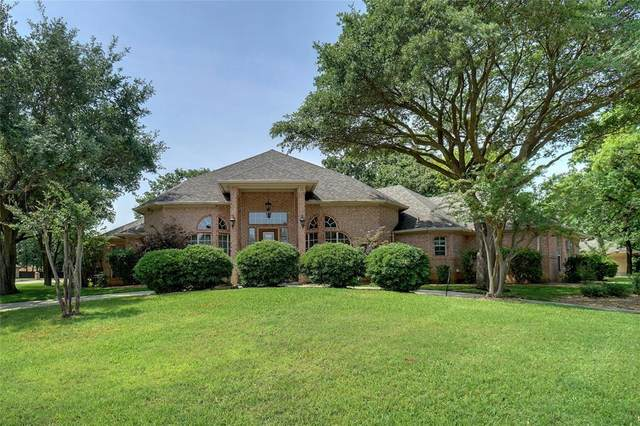 520 Clew Court, Azle, TX 76020 (MLS #14341759) :: Hargrove Realty Group
