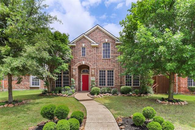 13424 Cottage Grove Drive, Frisco, TX 75033 (MLS #14341803) :: Team Tiller