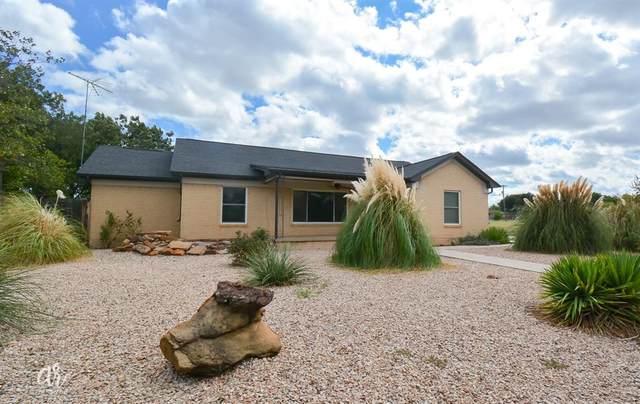 1901 Lincoln Drive, Abilene, TX 79601 (MLS #14341860) :: The Mauelshagen Group