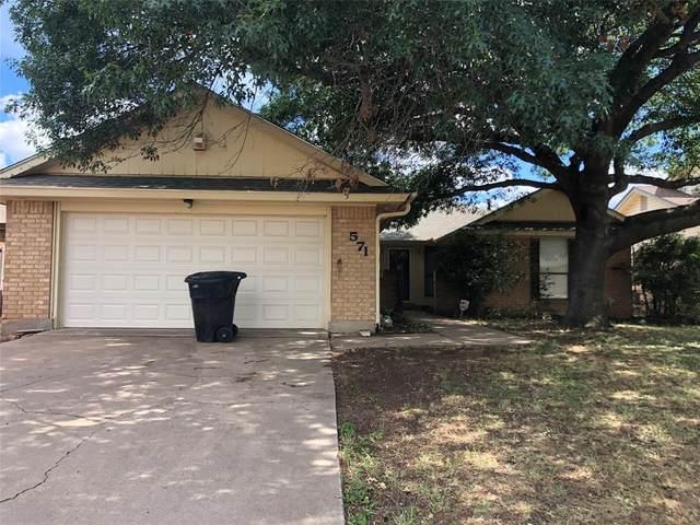 571 Scotland Court, Abilene, TX 79601 (MLS #14341901) :: Potts Realty Group