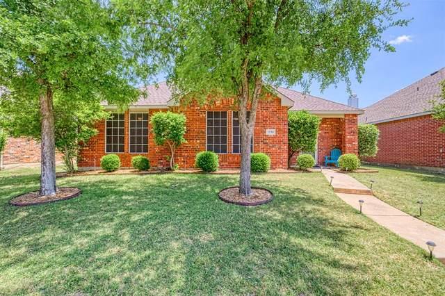 1718 River Oaks Drive, Allen, TX 75002 (MLS #14341907) :: Team Tiller