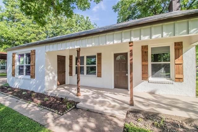 610 Marengo Street, Cleburne, TX 76033 (MLS #14341930) :: Team Hodnett