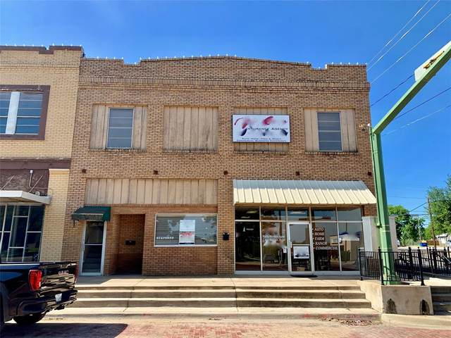 227 W Walker Street, Breckenridge, TX 76424 (MLS #14341964) :: The Kimberly Davis Group