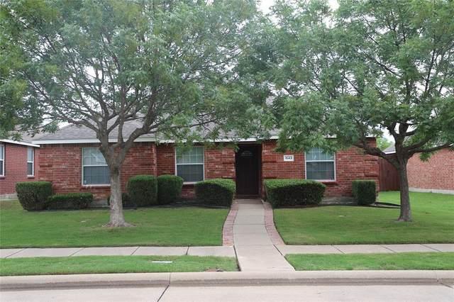 1543 Sleepy Hollow Drive, Allen, TX 75002 (MLS #14341965) :: The Heyl Group at Keller Williams