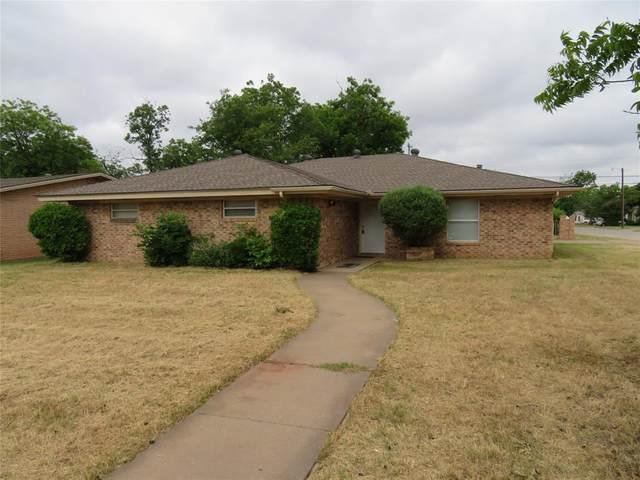 1034 Washington Boulevard, Abilene, TX 79601 (MLS #14341966) :: The Mauelshagen Group