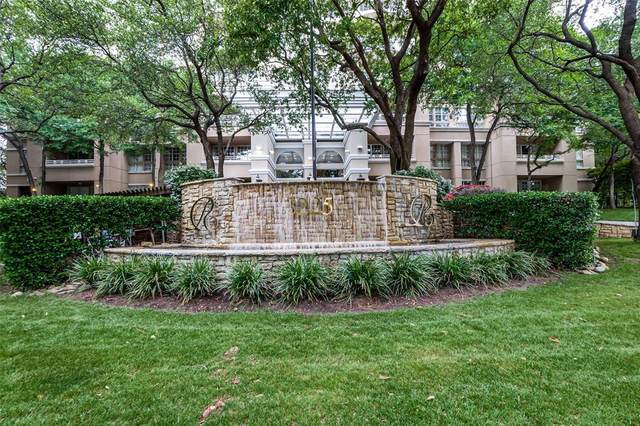 3225 Turtle Creek Boulevard #1205, Dallas, TX 75219 (MLS #14341971) :: The Mitchell Group