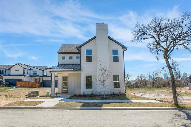 2236 Dalford Street, Fort Worth, TX 76111 (MLS #14342005) :: The Heyl Group at Keller Williams