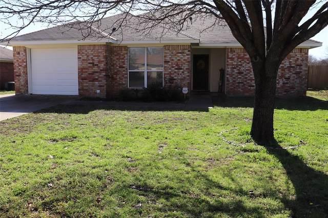 120 Janis Street, Alvarado, TX 76009 (MLS #14342030) :: The Mauelshagen Group