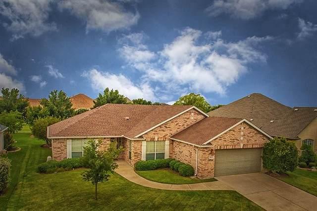 9025 Crestview Drive, Denton, TX 76207 (MLS #14342034) :: Real Estate By Design
