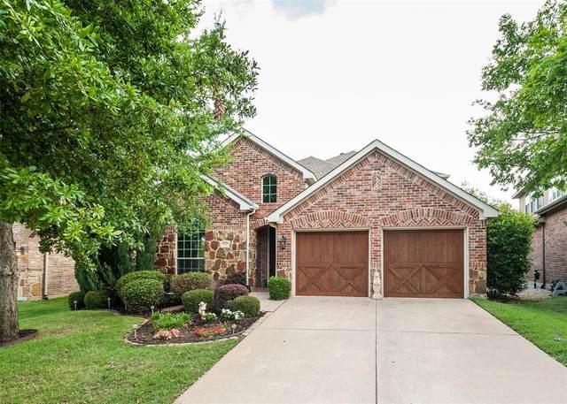 1205 Burnett Drive, Lantana, TX 76226 (MLS #14342046) :: Team Hodnett
