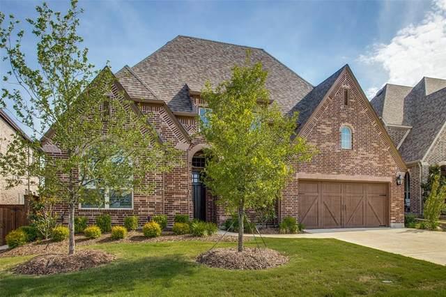 2937 Vaquero Lane, Celina, TX 75009 (MLS #14342062) :: Real Estate By Design