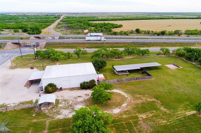 5257 E Hwy 80, Abilene, TX 79601 (MLS #14342065) :: The Mauelshagen Group