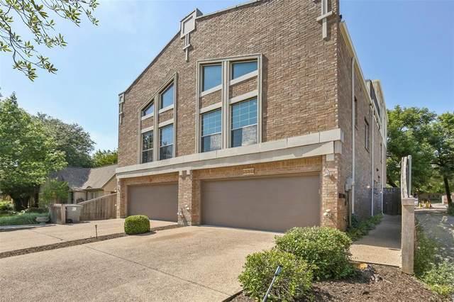 5631 Martel Avenue, Dallas, TX 75206 (MLS #14342070) :: Century 21 Judge Fite Company