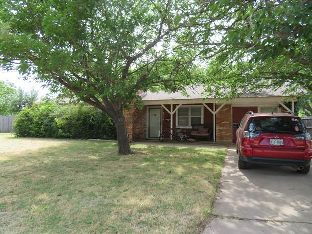 2518 Campus Court, Abilene, TX 79601 (MLS #14342091) :: The Mauelshagen Group