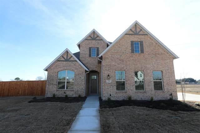 234 Hearthstone Drive, Sunnyvale, TX 75182 (MLS #14342149) :: Team Hodnett