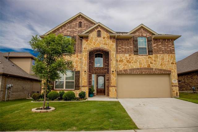 14713 Gilley Lane, Fort Worth, TX 76052 (MLS #14342176) :: Real Estate By Design