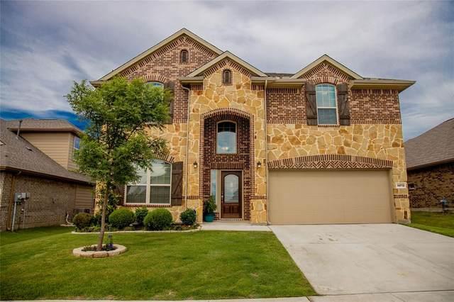 14713 Gilley Lane, Fort Worth, TX 76052 (MLS #14342176) :: Team Hodnett