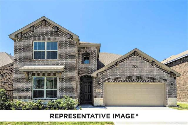 2708 Lakeside Drive, Aubrey, TX 76227 (MLS #14342189) :: Real Estate By Design